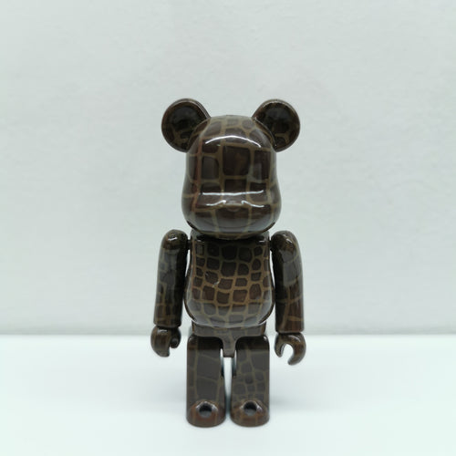 Bearbrick PATTERN Brown SERIES 16 | 100% | No box | Pre-owned (2008)