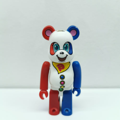 Bearbrick Pirameki Panda ANIMAL SERIES 22 | 100% | No box | Pre-owned (2011)