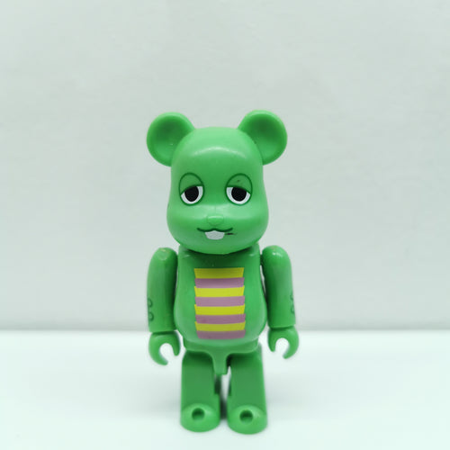 Bearbrick Gachappin x Mukku CUTE SERIES 16 | 100% | No box | Pre-owned (2008)