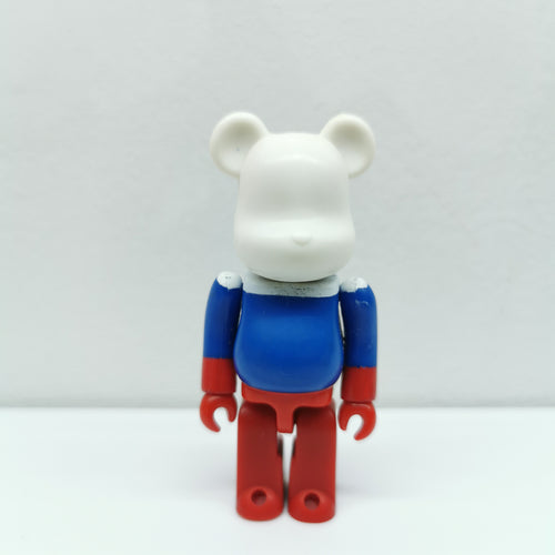 Bearbrick Russia Flag SERIES 17 | 100% | No box | Pre-owned
