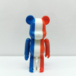 Bearbrick France FLAG SERIES 12 | 100% | No box | Pre-owned (2006)