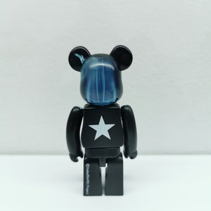 Bearbrick Black Rock Shooter SCIENCE FICTION SERIES 22 | 100% | No box | Pre-owned