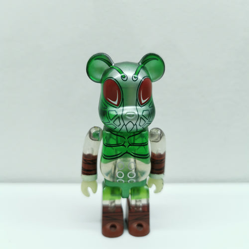 Bearbrick Cocobat Joe / Pushend ANIMAL SERIES 8 | 100% | No box | Pre-owned (2004)