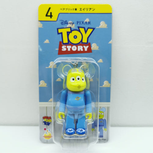 Bearbrick x Disney Pixar Toy Story #4