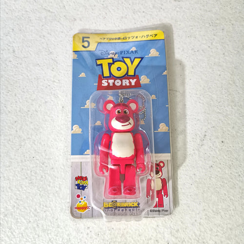 Bearbrick x Disney Pixar Toy Story #5