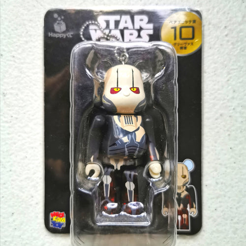 BE@RBRICK x Disney Star Wars no. 10 General Grievous (100%)
