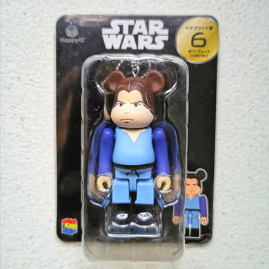 BE@RBRICK x Disney Star Wars no. 6 Boba Fett (100%)