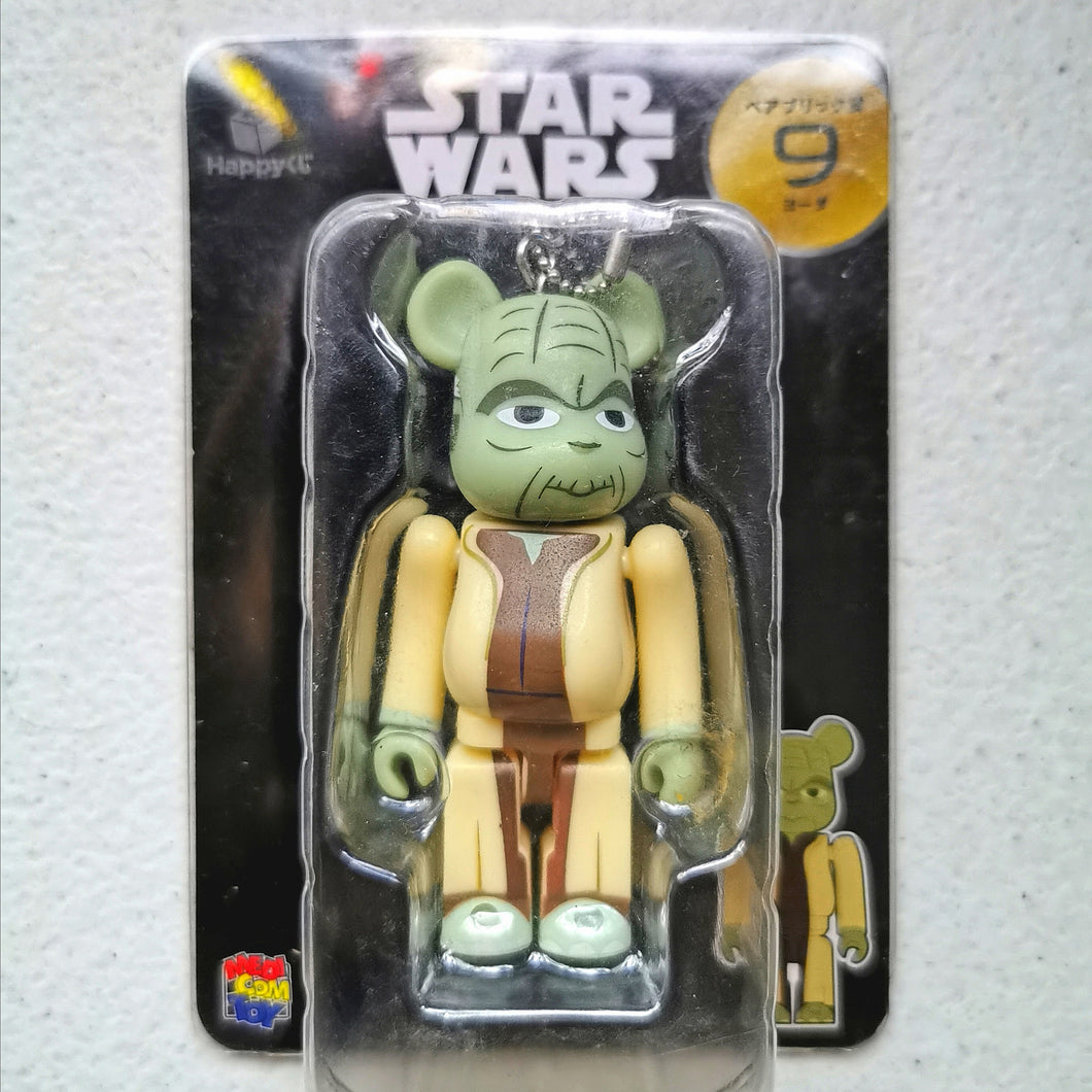 BE@RBRICK x Disney Star Wars no. 9 Yoda (100%)