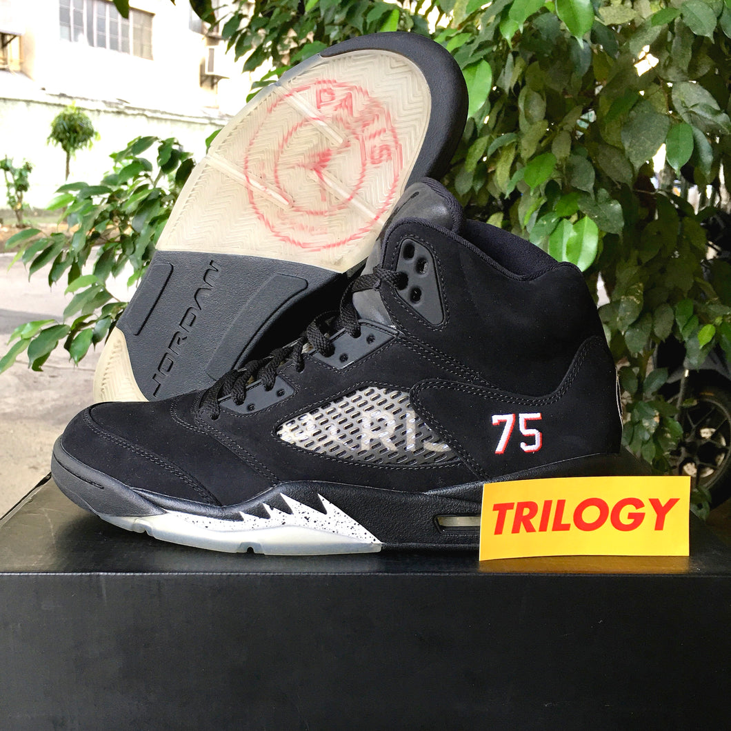 (Pre-owned) Men's Air Jordan 5 Retro