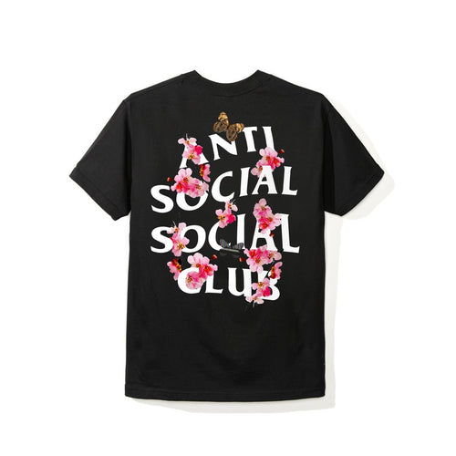 ASSC Kkoch Black Tee (PRE ORDER ESTIMATED ARRIVAL OCTOBER OR NOVEMBER)(NO CASH ON DELIVERY)