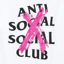ASSC Cancelled White Tee
