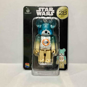 BE@RBRICK x Disney Star Wars no. 28 BB-8 (100%)