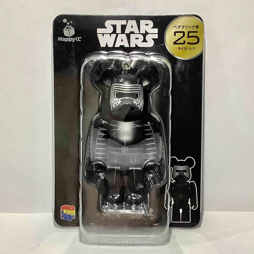BE@RBRICK x Disney Star Wars no. 25 Kylo Ren (100%)