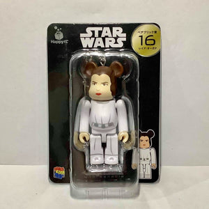 BE@RBRICK x Disney Star Wars no. 16 Leia Organa (100%)
