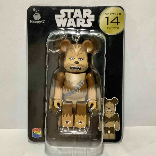BE@RBRICK x Disney Star Wars no. 14 Chewbacca (100%)