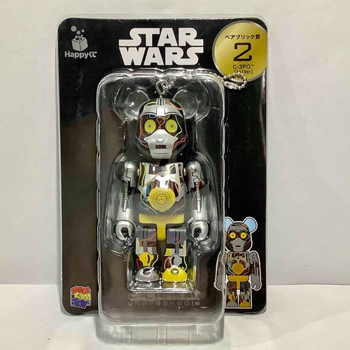 BE@RBRICK x Disney Star Wars no. 2 C-3PO Episode 1 Version (100%)