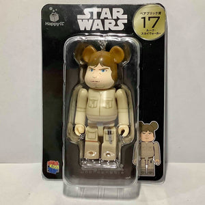 BE@RBRICK x Disney Star Wars no. 17 Luke Skywalker (100%)