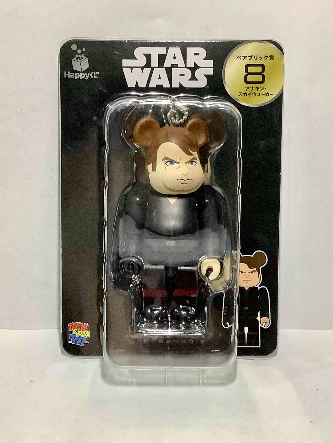 BE@RBRICK x Disney Star Wars no. 8 Anakin Skywalker (100%)