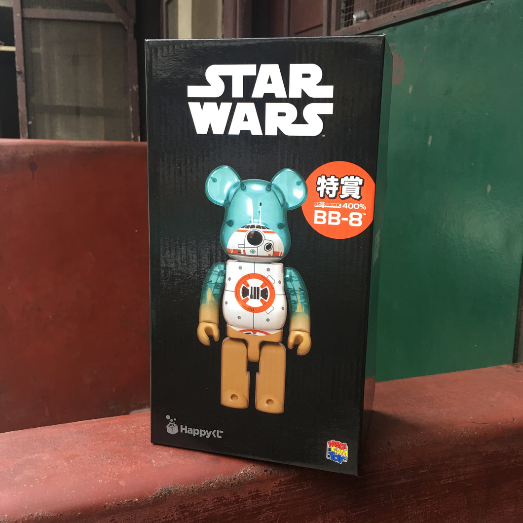 BE@RBRICK x Disney Star Wars BB-8 (400%)