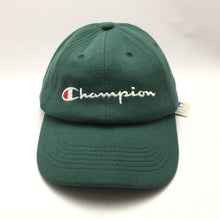 Champion Reverse Weave Heather Cap (Green)(Limited Edition)