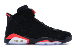 "Air Jordan 6 Retro ""Black Infrared"" 2019 (384664-060)"