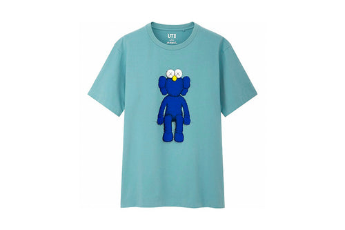 KAWS x Uniqlo BFF Tee (Blue Green)