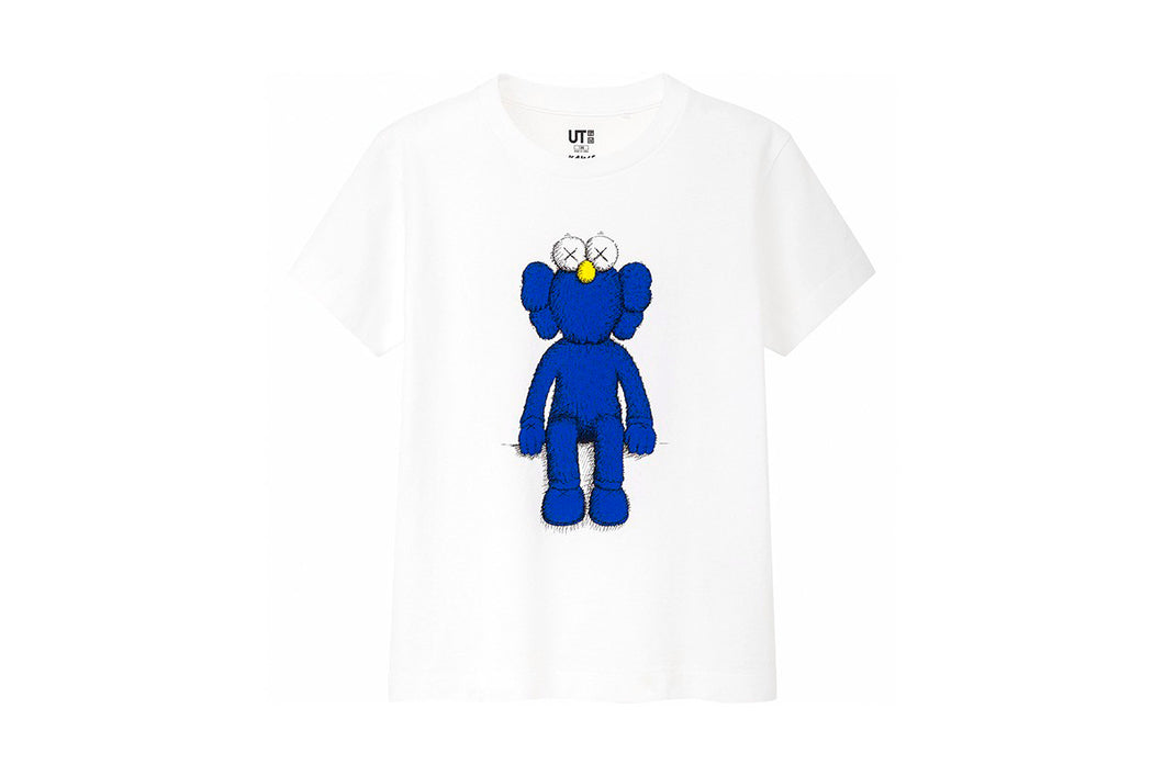 Kids KAWS x Uniqlo BFF Tee (White)