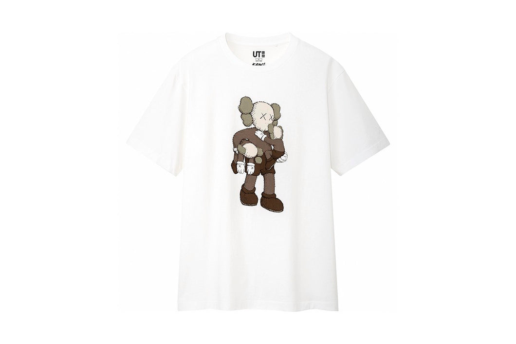 KAWS x Uniqlo Clean Slate Tee (White)
