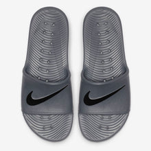 Nike Kawa Shower Slides (Dark Grey/Black)(832528-010)