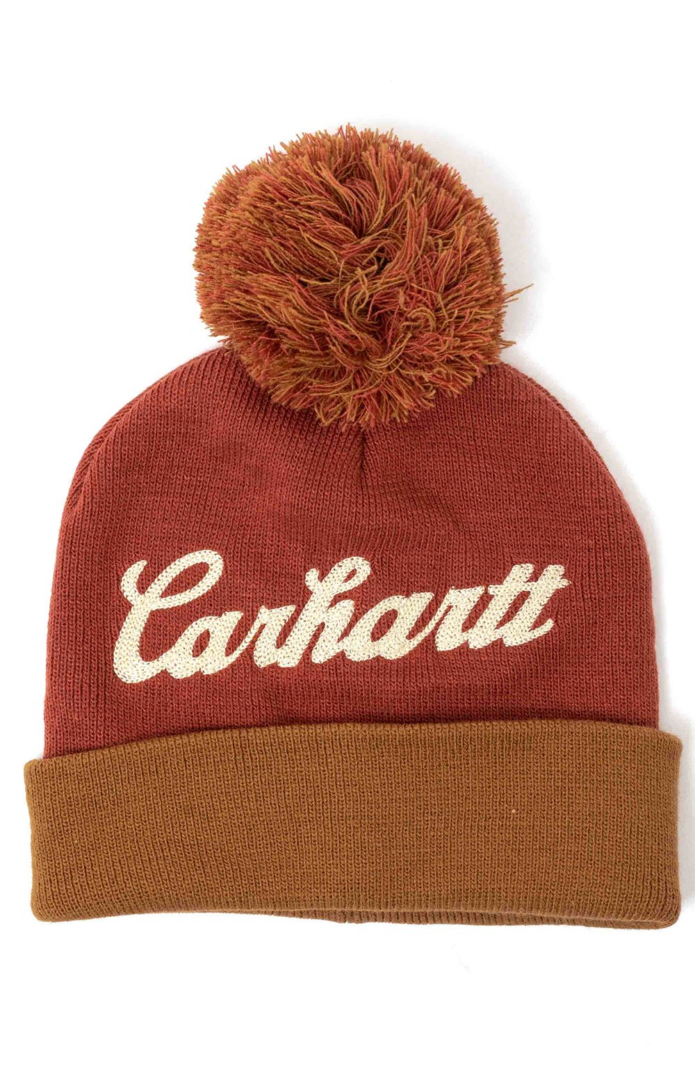 Carhartt Chainstitch Lookout Beanie (Henna)