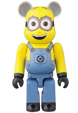 100% BE@RBRICK Despicable Me Minion (Series 34)