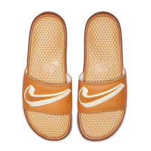 Nike Benassi JDI Chenille (Brown Tan)(LIMITED EDITION)(no box)