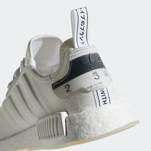 NMD R1 Crystal White