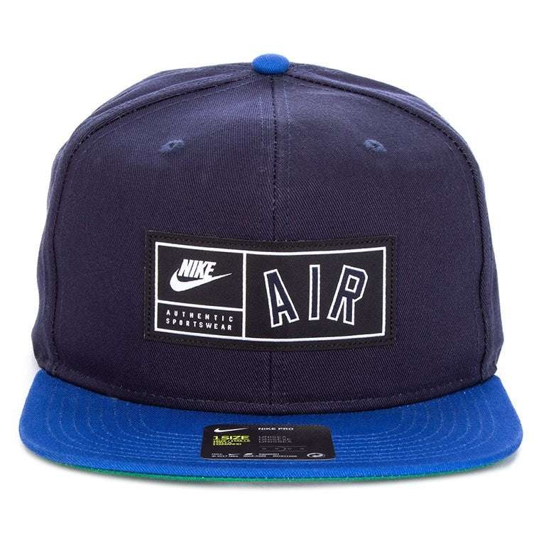 658817e67a5 Nike Air Pro Snapback Cap (Blue) – Trilogy Merch PH