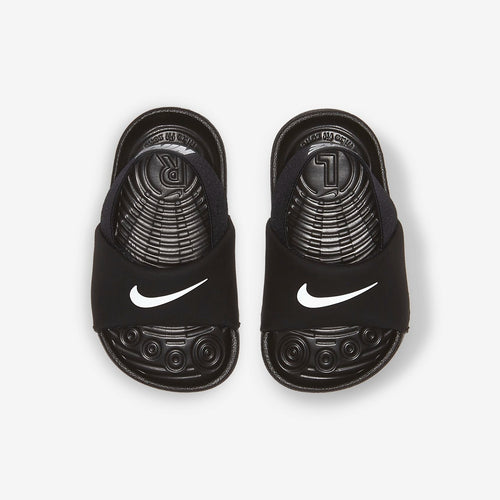 Nike Kawa Slide Baby & Toddlers (Black/White)(BV1094-001)