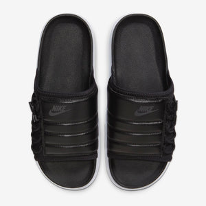 Nike Asuna Premium Slides (Black/White/Anthracite)(CI8800-002)