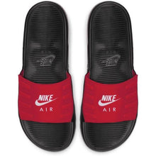 Men's Nike Air Max Camden Slides (Black/Red)