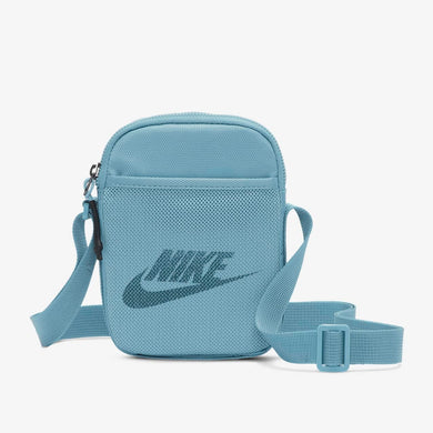 Nike Heritage Small Items Crossbody Bag (Blue/ White)(unisex)(BA5871-424)