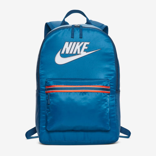 Nike Heritage Jersey Culture Backpack (Blue Force/White)(BA6092-474)