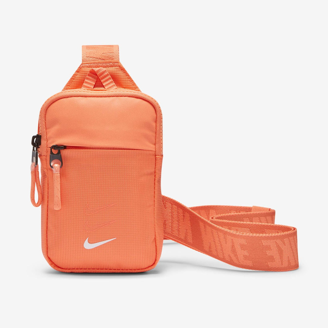 Nike Essentials Small Hip Pack (Orange Frost/Healing Orange/White)(BA5904-835)