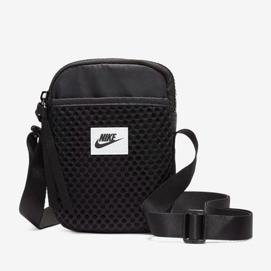 Nike Air Small Items Bag (Black / White)(unisex)(CU2611-010)