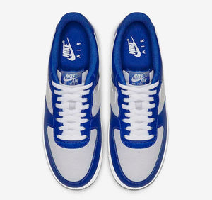 Nike Air Force 1 Low '07 (Game Royals Football Grey)