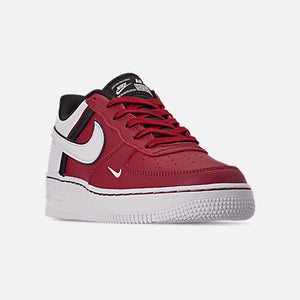 Nike Air Force 1 LV8 Low (Team Red White Black)