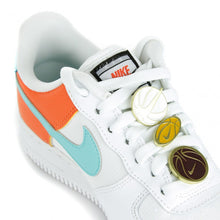 Women's Nike Air Force 1 SE (White Light Aqua Cosmic Clay)