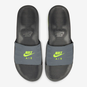 Nike Air Max Camden Slides (Anthracite/Dark Grey/Cool Grey/Volt)