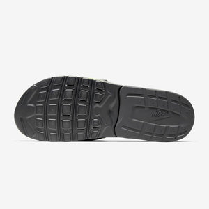 Men's Nike Air Max Camden Slides (Anthracite/Dark Grey/Cool Grey/Volt)