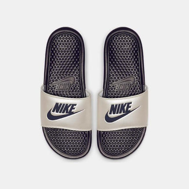 Women's Nike Benassi JDI (Black Thunder Grey)
