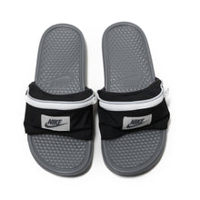 Nike Benassi Just Do It Fanny Pack (Black & Cool Grey) (Limited Edition)