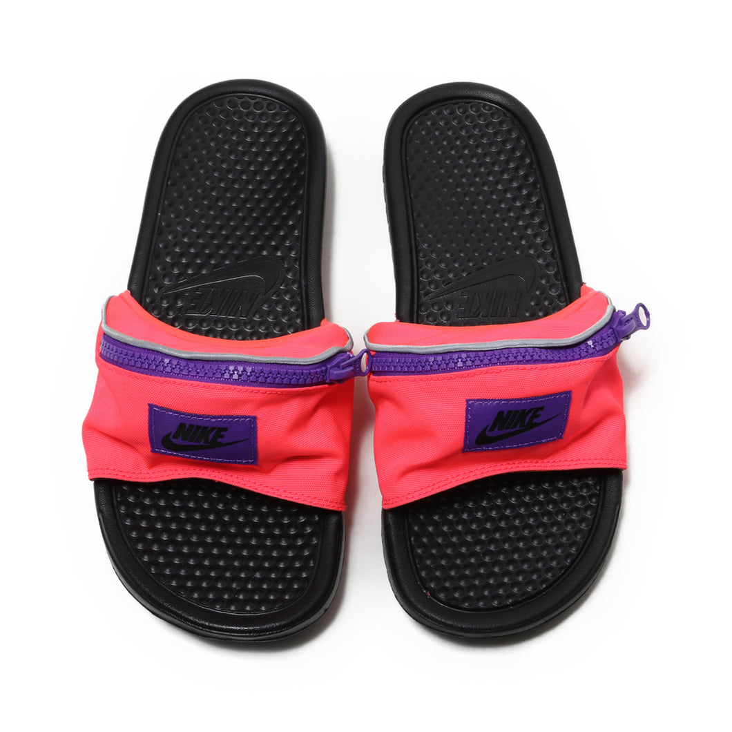 Nike Benassi Just Do It Fanny Pack (Hyper Grape Pink)(Limited Edition)