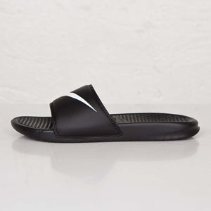 Nike Benassi SWOOSH ONLY (Black & White)